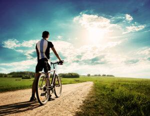 Cykel – en skonsam träningsform